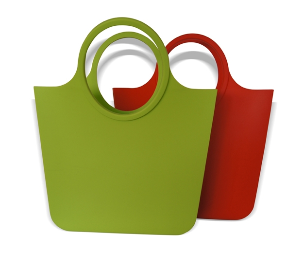 Silicone Shopping Bag Handbag(HS-1081)