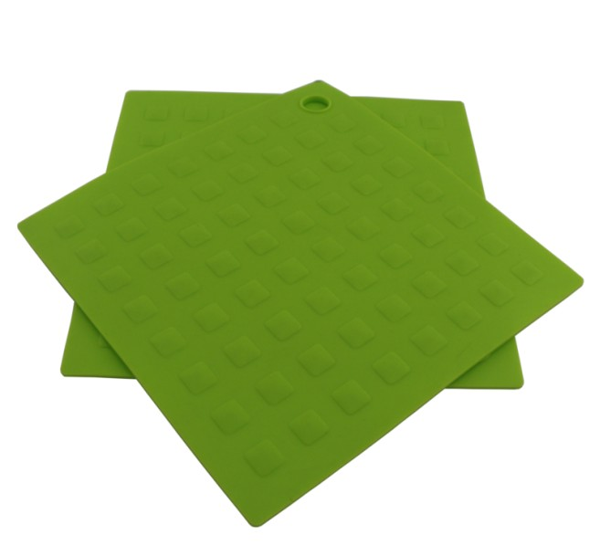 Silicone Square Potholders(HS-1056)