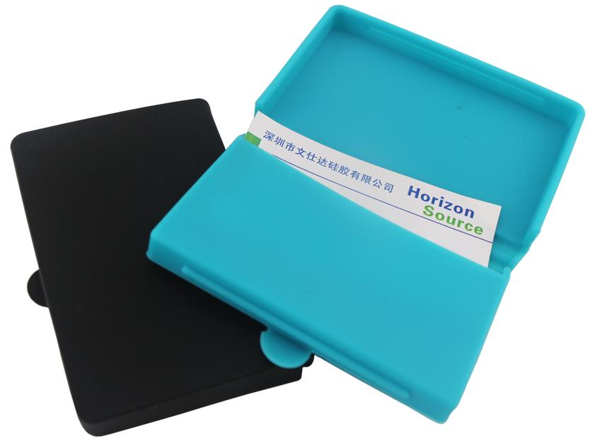 Silicone Card Case Holder(HS-1099)