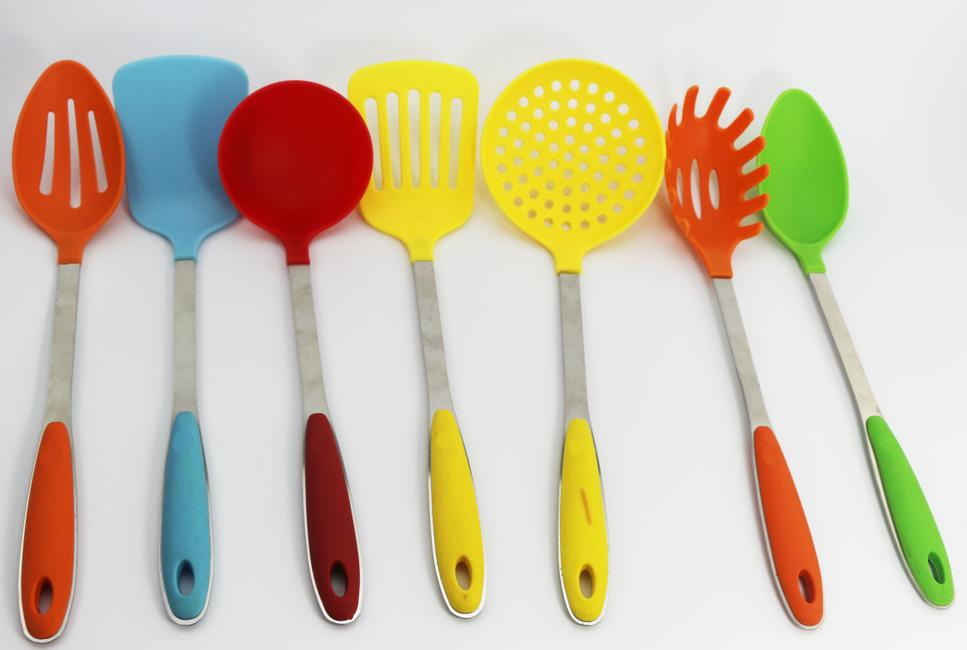 Nylon Kitchen Utensil Set(HS-1153)